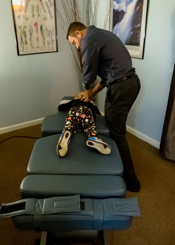 Chiropractic Huntington NY Adjustment